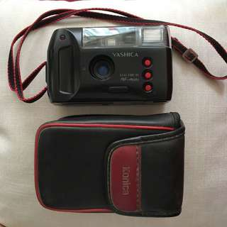 Yashica Electro 35 AF-mini Compact Camera