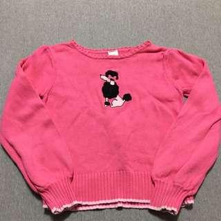 美國童裝Gymboree (8歲)女毛衣