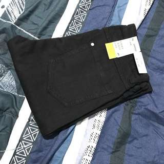 H&M Black Stretch Skinny Denim ( Original )