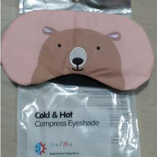 Cold and Hot Compress Eyeshade