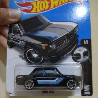 BMW 2002 Hotwheels