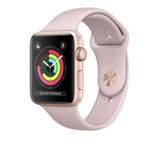Apple Watch 3, 42mm