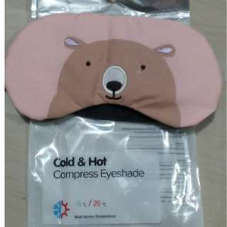 Hot and Cold Compress Eyeshade