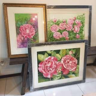 Original Watercolor Artworks