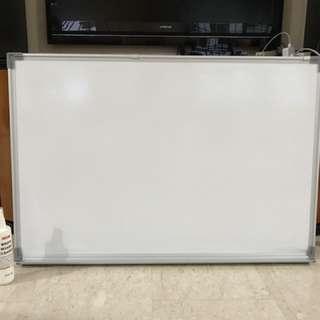 Magnetic Whiteboard 90cm x 60cm