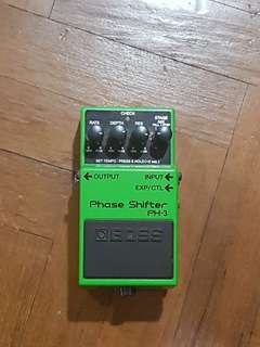 Boss PH-3 Phaser pedal
