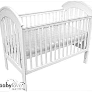 Baby Cot With Free Items