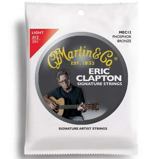 Martin MEC12 Clapton's Choice
