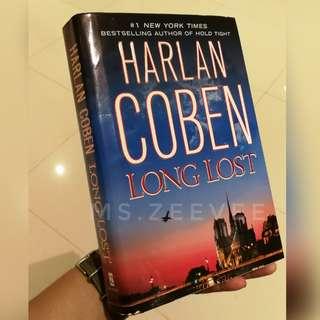 Long Lost by Harlan Coben (Big hardbound)