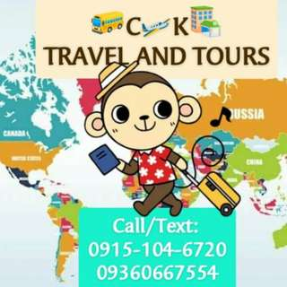 Travel and Tours Packages