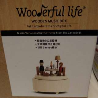 Wonderful Life 音樂盒