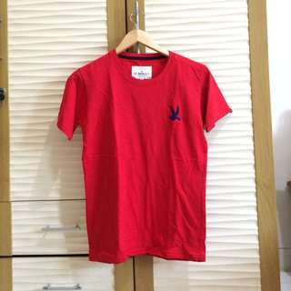CC DOUBLE O Red Shirt