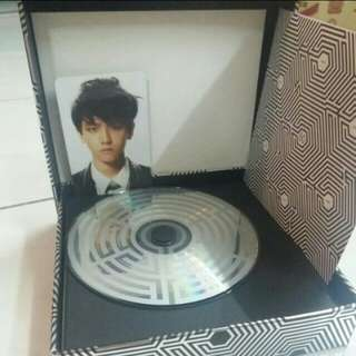 [WTS FAST] EXO OVERDOSE ALBUM (KOREAN VERSION)