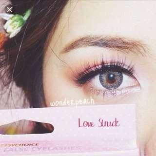 Nessy choice mink false eyelash - Love struck