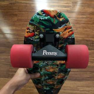 "Penny Nickel 27"" Skateboard"