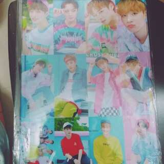 Wanna One file