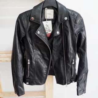 Bershka Woman Leather Jacket