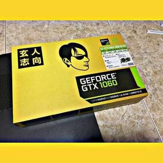 GALAX GTX 1060 3GB (Japan rebrand edition)