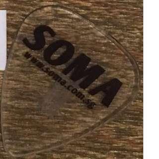 SOMA Guitar Pick