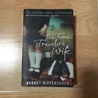 The Time Traveler's Wife by Audrey Niffnegger