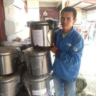 Rice warmer(pemanas nasi)