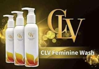 CLV Feminine wash (CFW)INSTOCK