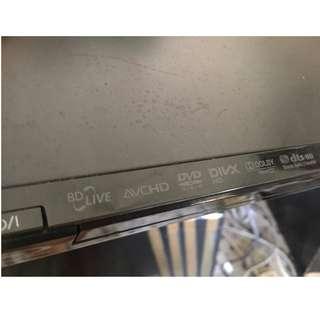 Panasonic Blu-Ray Disc Play DMP-BD75