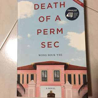 Death Of A Perm Sec