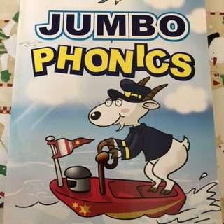BRAND NEW Jumbo Phonics