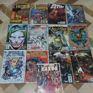 DC Comics Sale - Singles