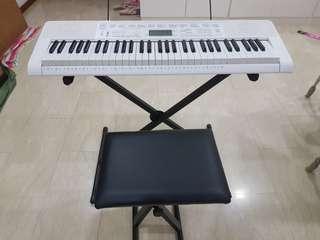 Casio Keyboard LK-247