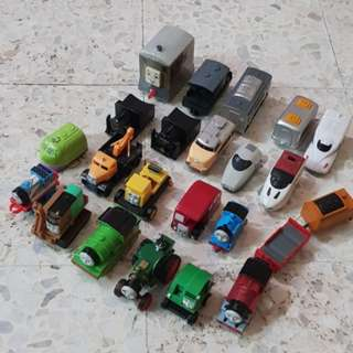 Mixed Bag - Thomas & Friends etc - LOT