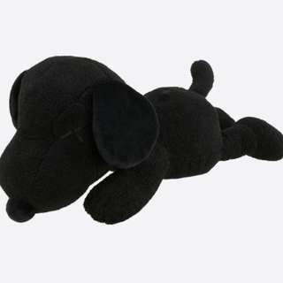 Kaws x Peanuts Snoopy plush toy large