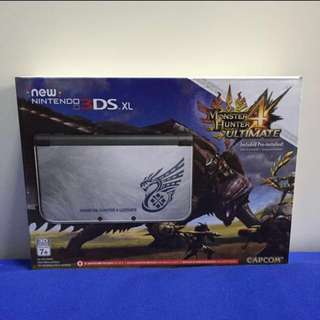 MH4U 3DS XL