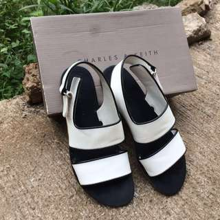 Authentic Charles&Keith Strappy Sandals***REPRICED***