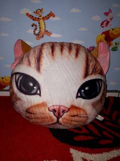 Bantal kucing new (ex kado)