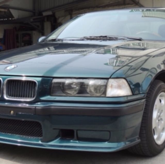 1996bmw 318is