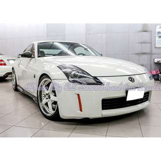 NISSAN 350Z 精品改 白