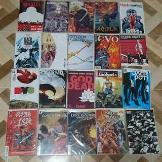 Indy Comics Sale - Singles