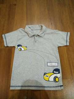 boy shirt (2-3 year old)