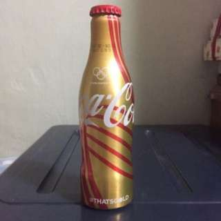 Coca-Cola Bottle - #THATSGOLD Edition