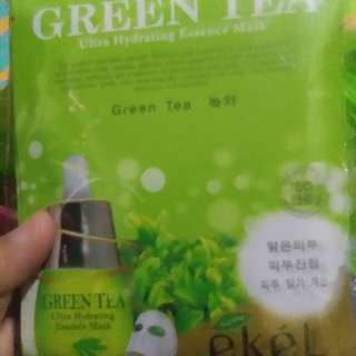 Ekel Green Tea