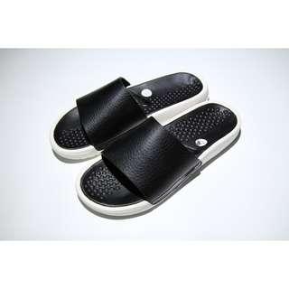 Nike Benassi Slide Lux 黑面拖鞋男女鞋818742-001 36-45