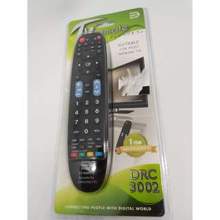 NEW Daiyo Remote Control for Samsung TV & Players (DRC 3002)