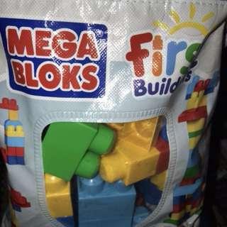 Big Building Bag (Megablok 60 pcs)