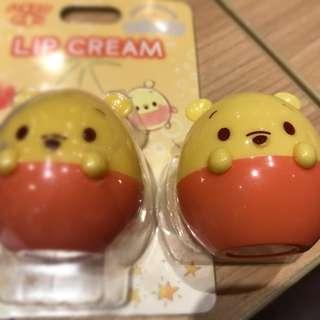 Pooh pooh 潤唇膏