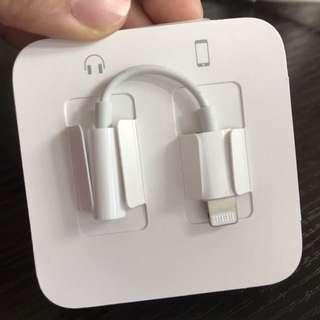 Apple耳機轉換頭
