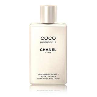 Chanel coco mademoiselle 身體乳液 200ml