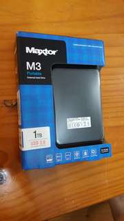 Maxtor 1TB Brand New In Box