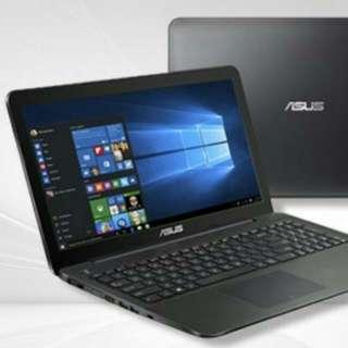 ASUS X554S黑色15.6吋筆記型電腦